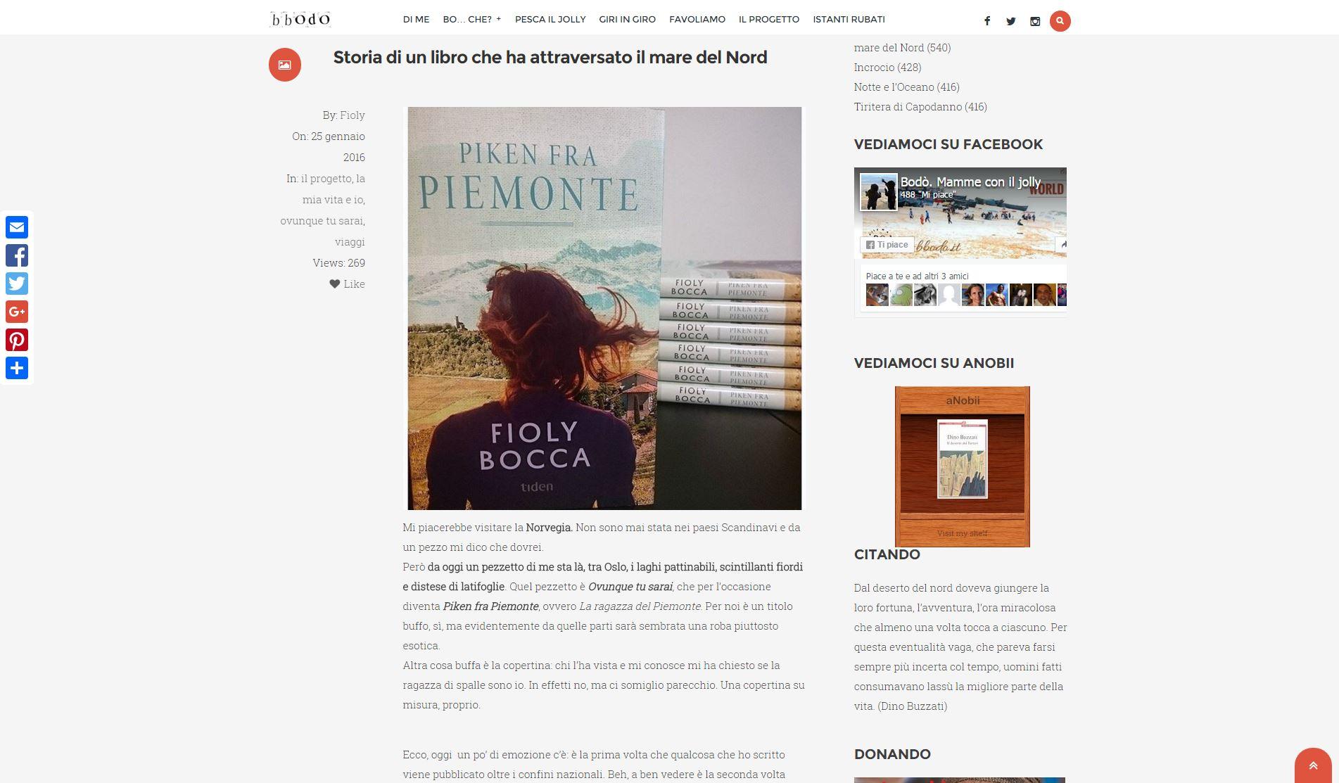 creazione blog wordpress fioly bocca