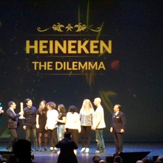 gran prix advertising strategies 2016 show chiambretti vincitore heineken