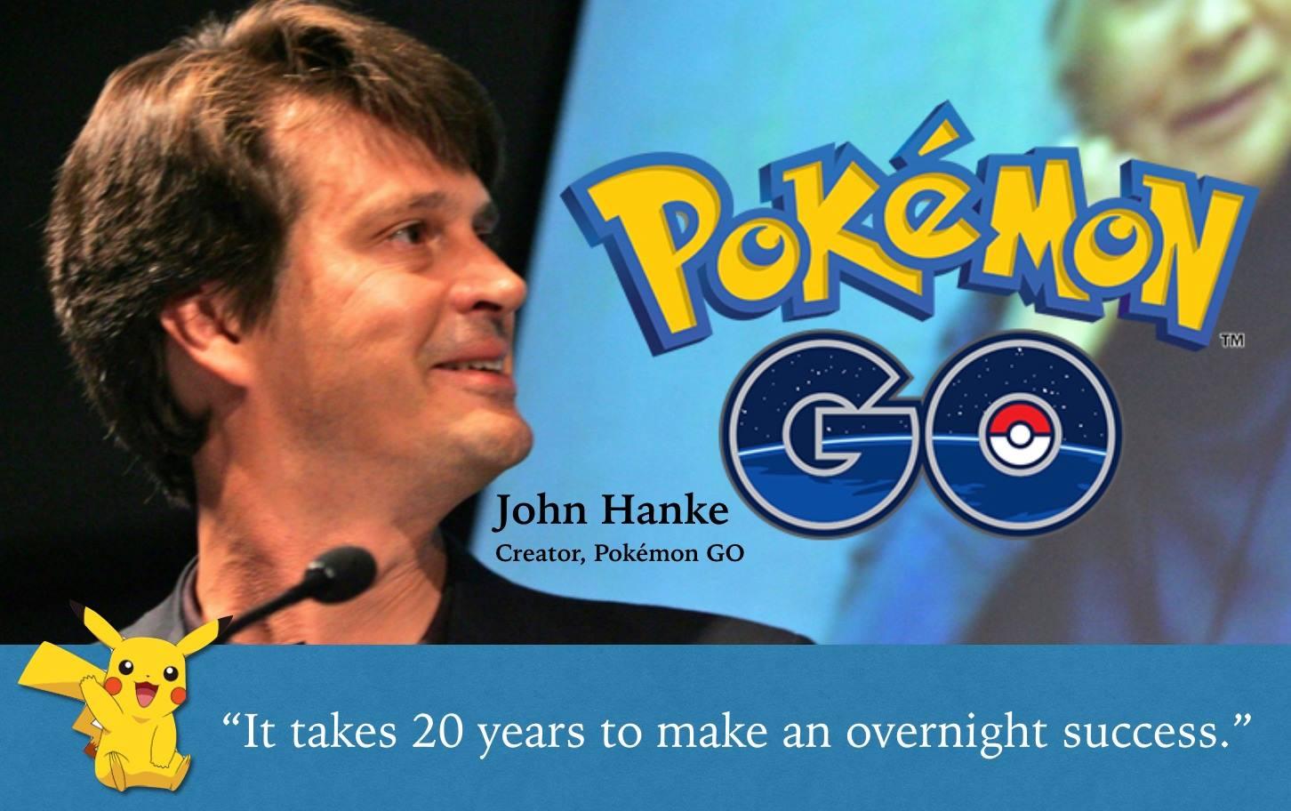 John Hanke quote