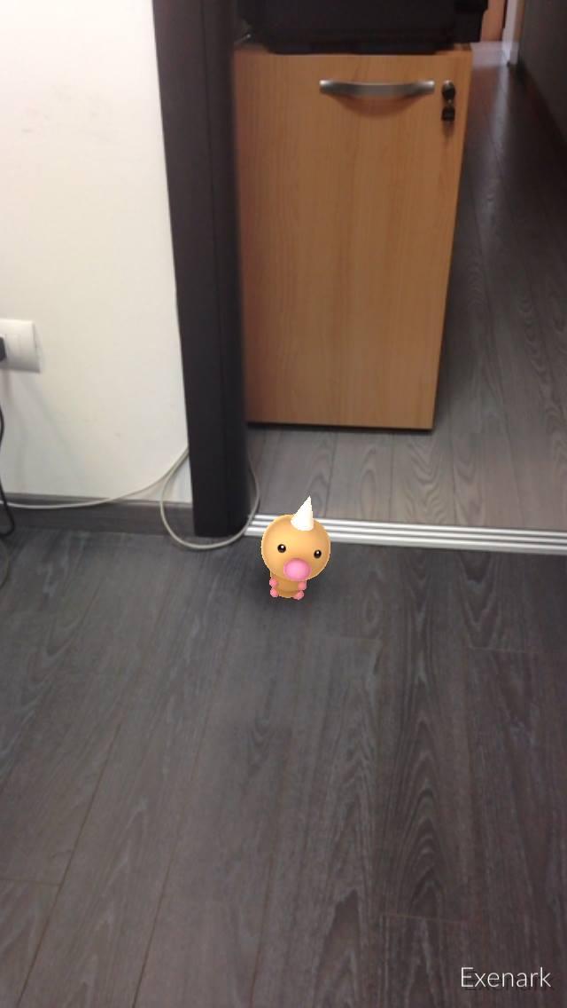 pokemon weedle a terni