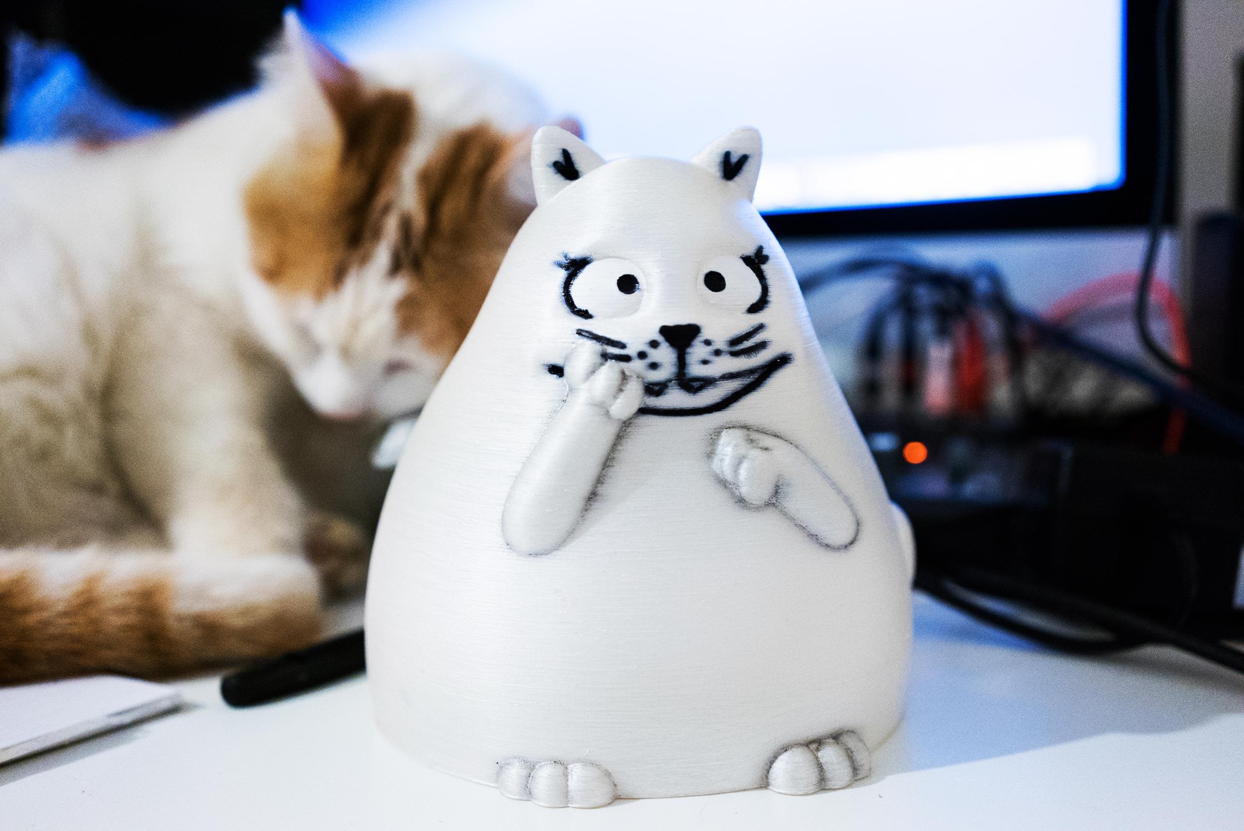 gatto-panzone-modellazione-3d-stampa-3d
