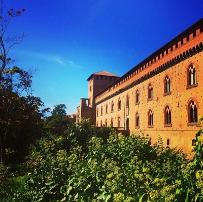 Castello Sforzesco Pavia - campagne di comunicazoine per turismo e pmi