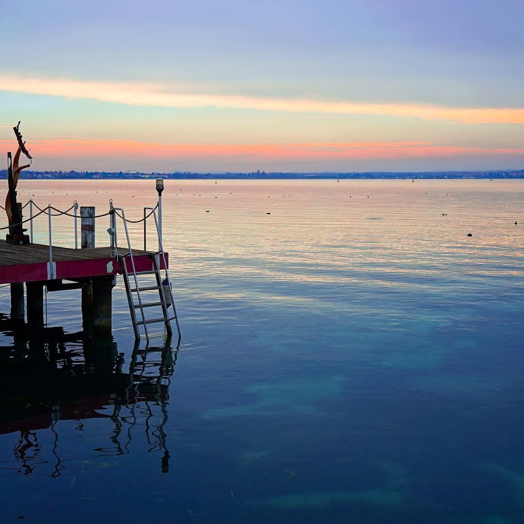 Molo sul Lago di Garda - Comunicazoine per turismo