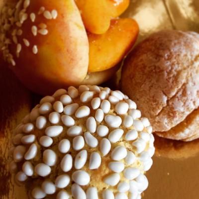 paste di mandorla e frutta di martorana a pavia vucciria ristorante
