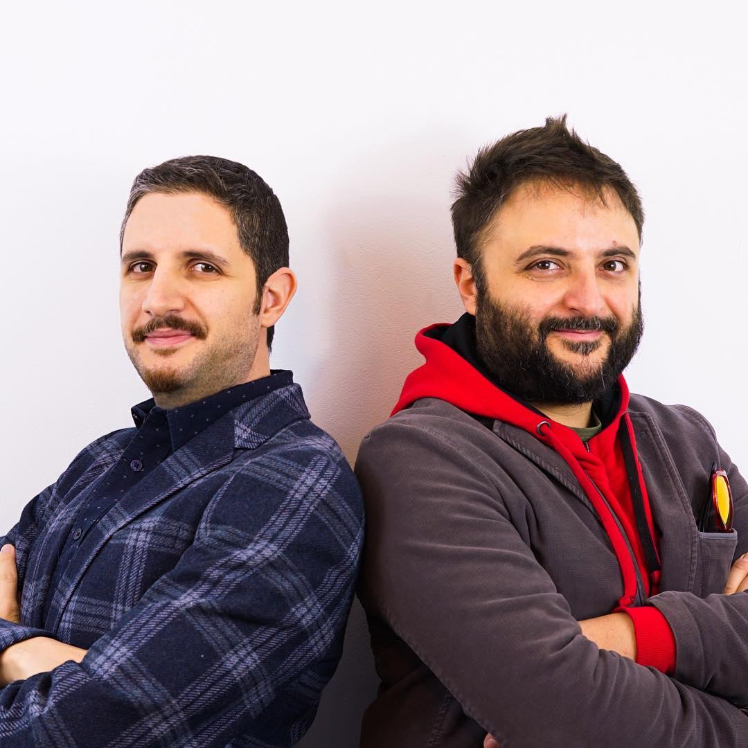 team geofelix - creazione siti web pavia - sergio pinto e mauro pinto